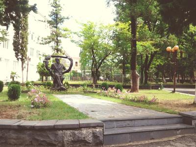 GeOlymp at Kutaisi Akaki Tsereteli State University