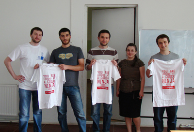 GeOlymp at Tbilisi State University